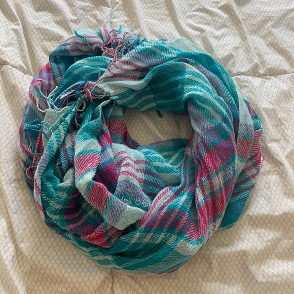 multi colored large scarf from American eagle